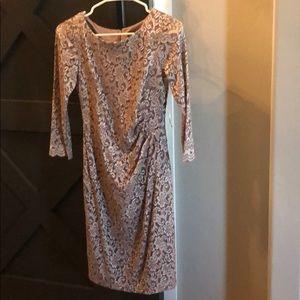 Jessica Howard petite lace dress. Size 4p. NWT.